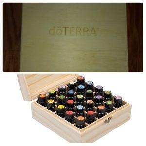 🆕 doTERRA Oil Box--Never Used!!